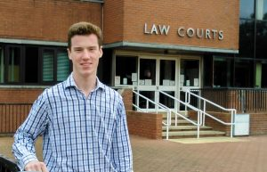 James at crewe law courts