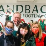 Staff from Tebbitts Commercial Solicitors volunteered to deliver some Christmas cheer